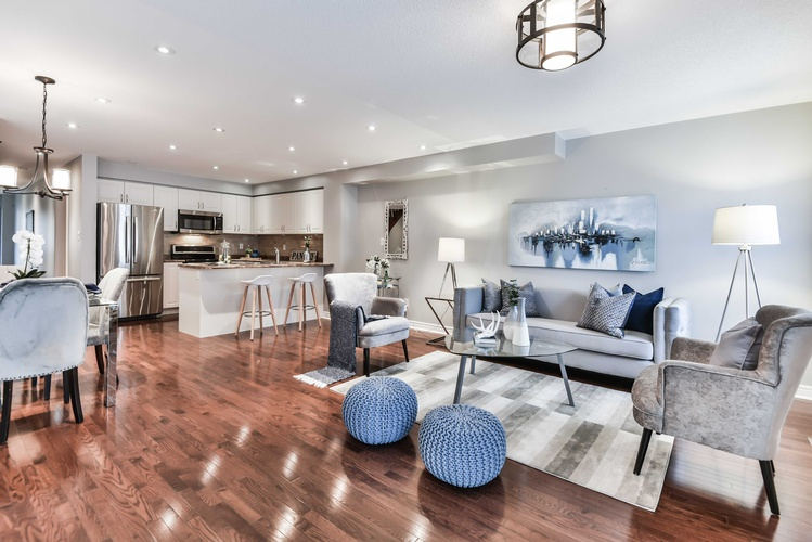 Vacant Property Staging Oshawa by Impressive Staging