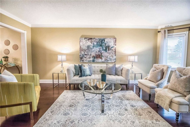 Vacant Property Staging Toronto by Impressive Staging