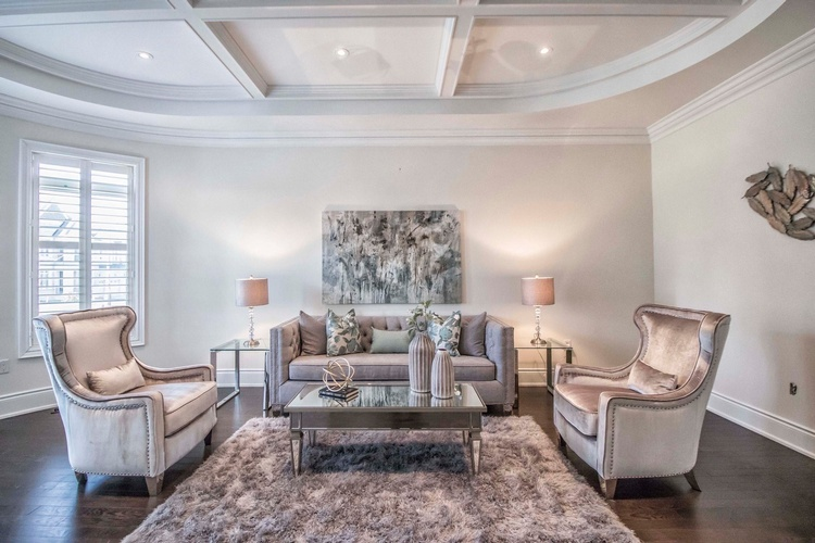 Vacant Property Staging Mississauga by Impressive Staging