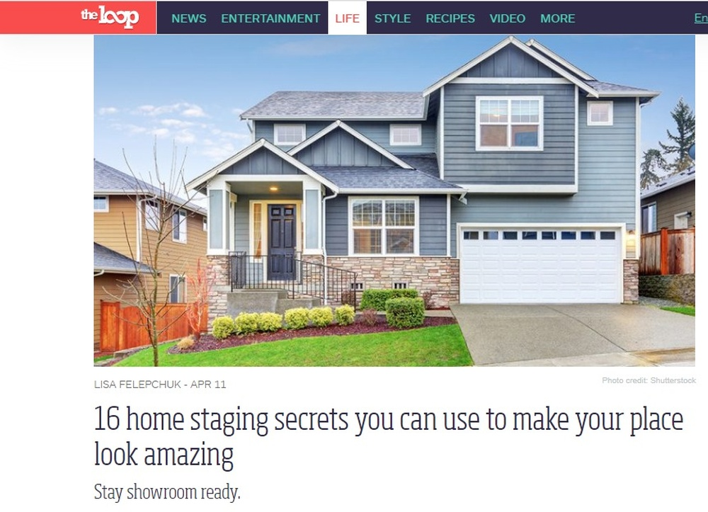 16 home staging secrets you can use to make your place look amazing