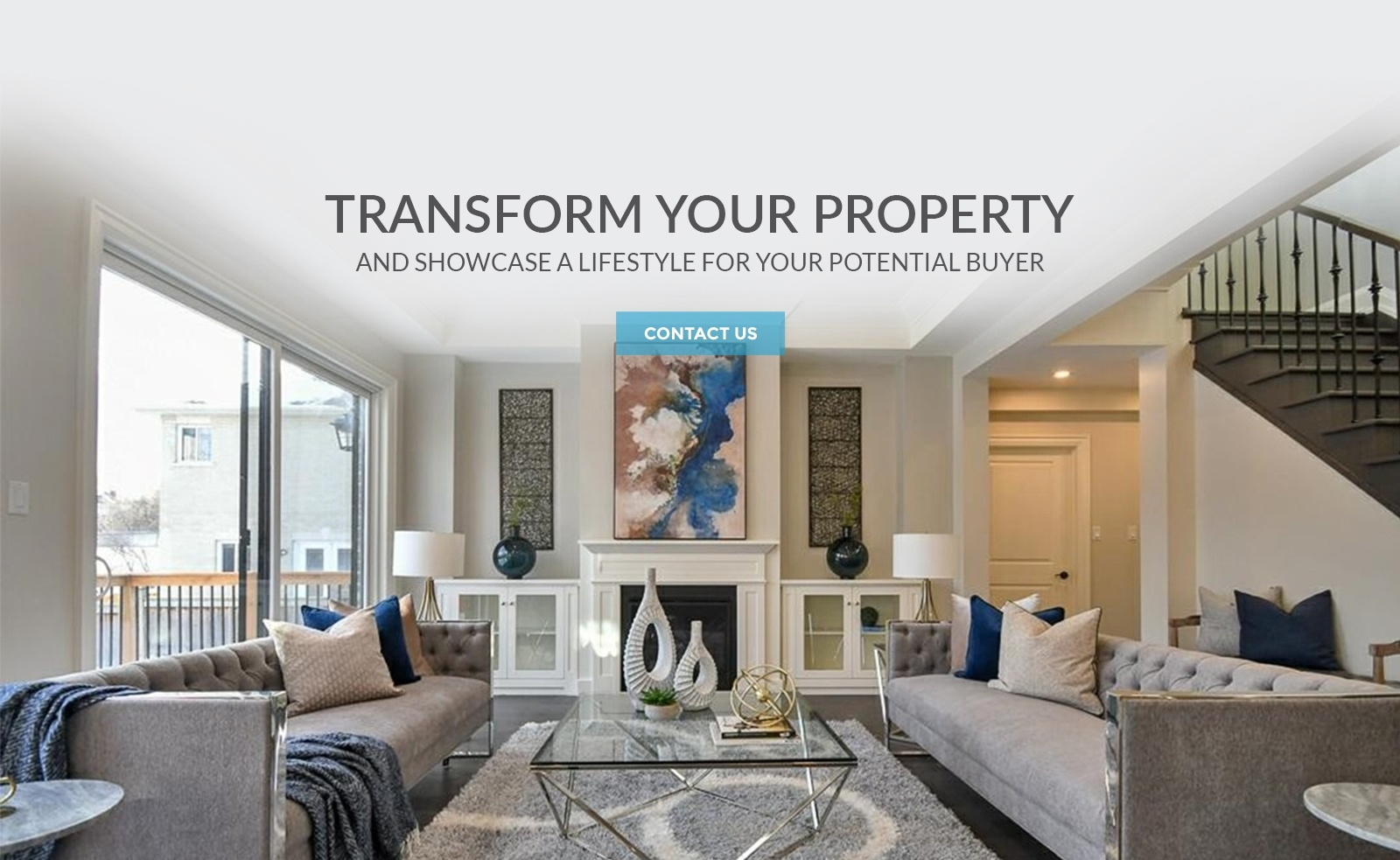 Transform Your Property and Showcase a Lifestyle for Your Potential Buyer - Impressive Staging