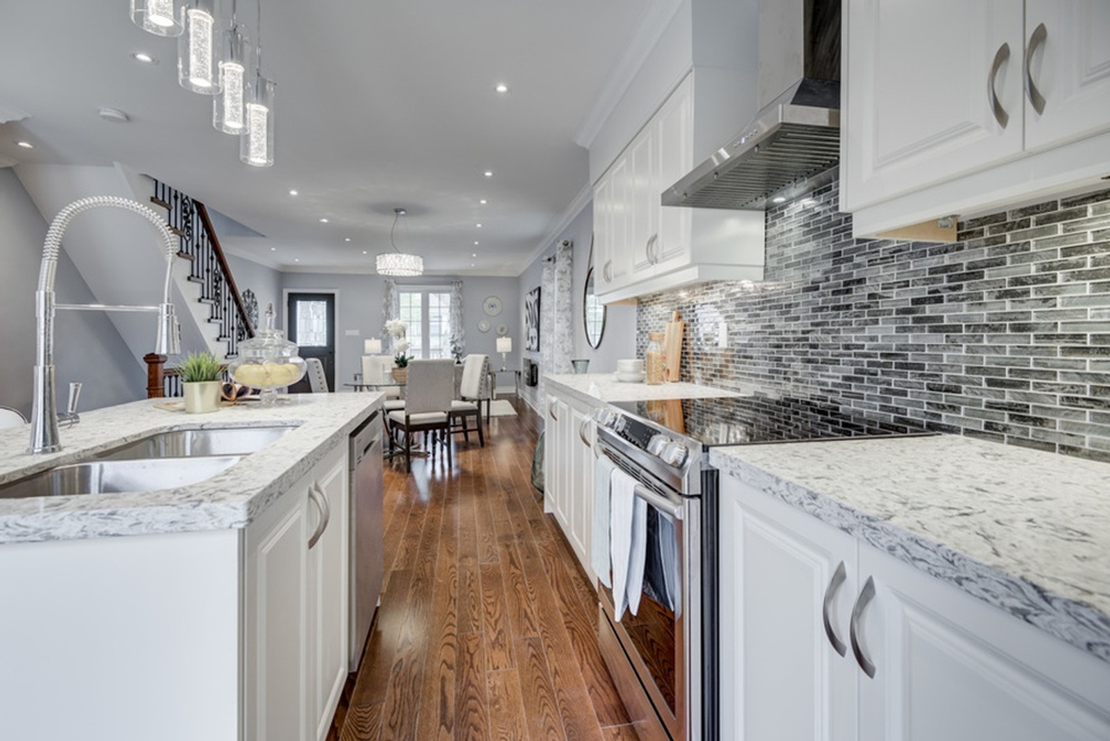 Home Staging Services Glememount Drive, East York by Impressive Staging