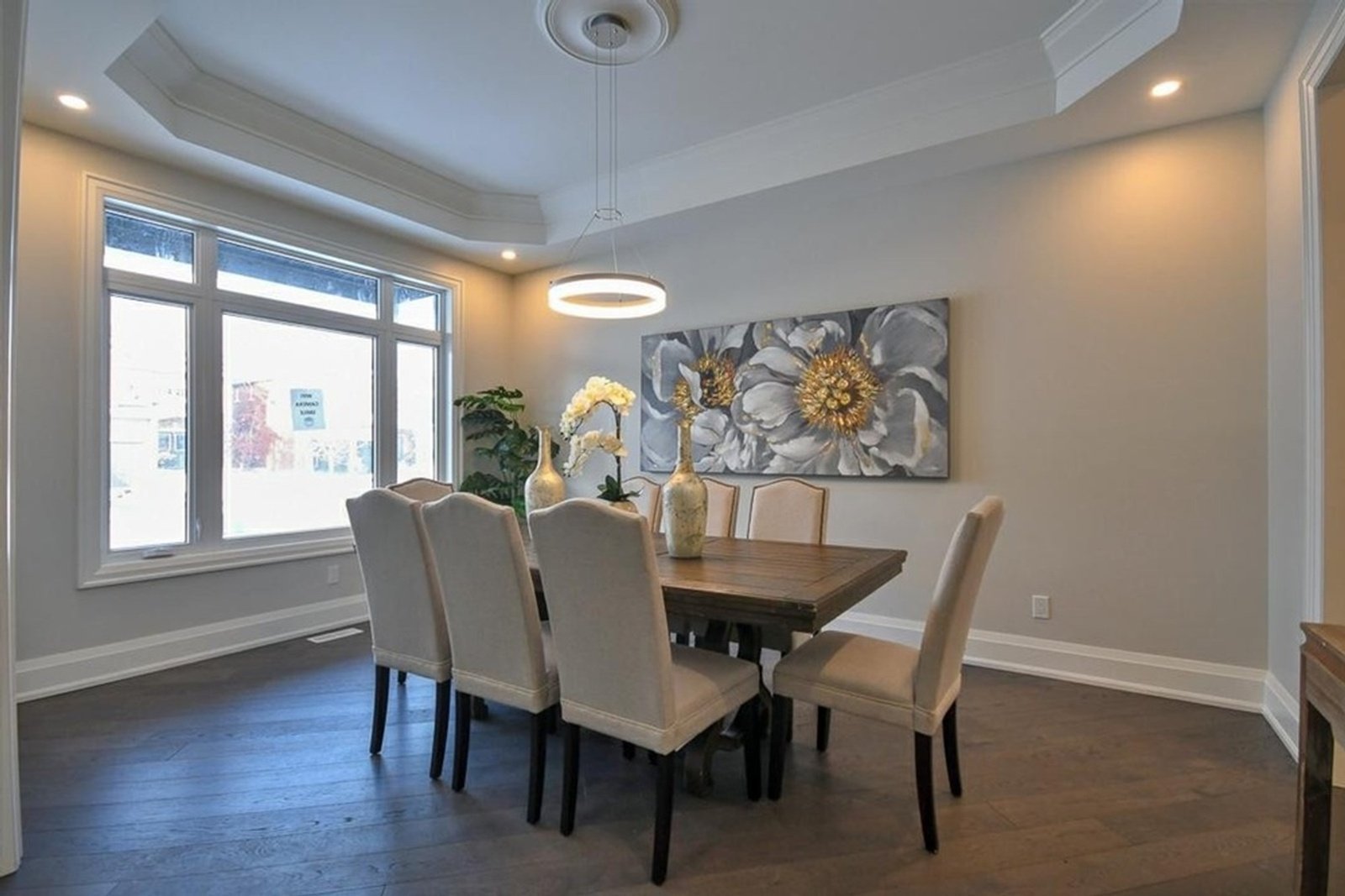 Dining Room - Home Staging Services Pickering by Impressive Staging