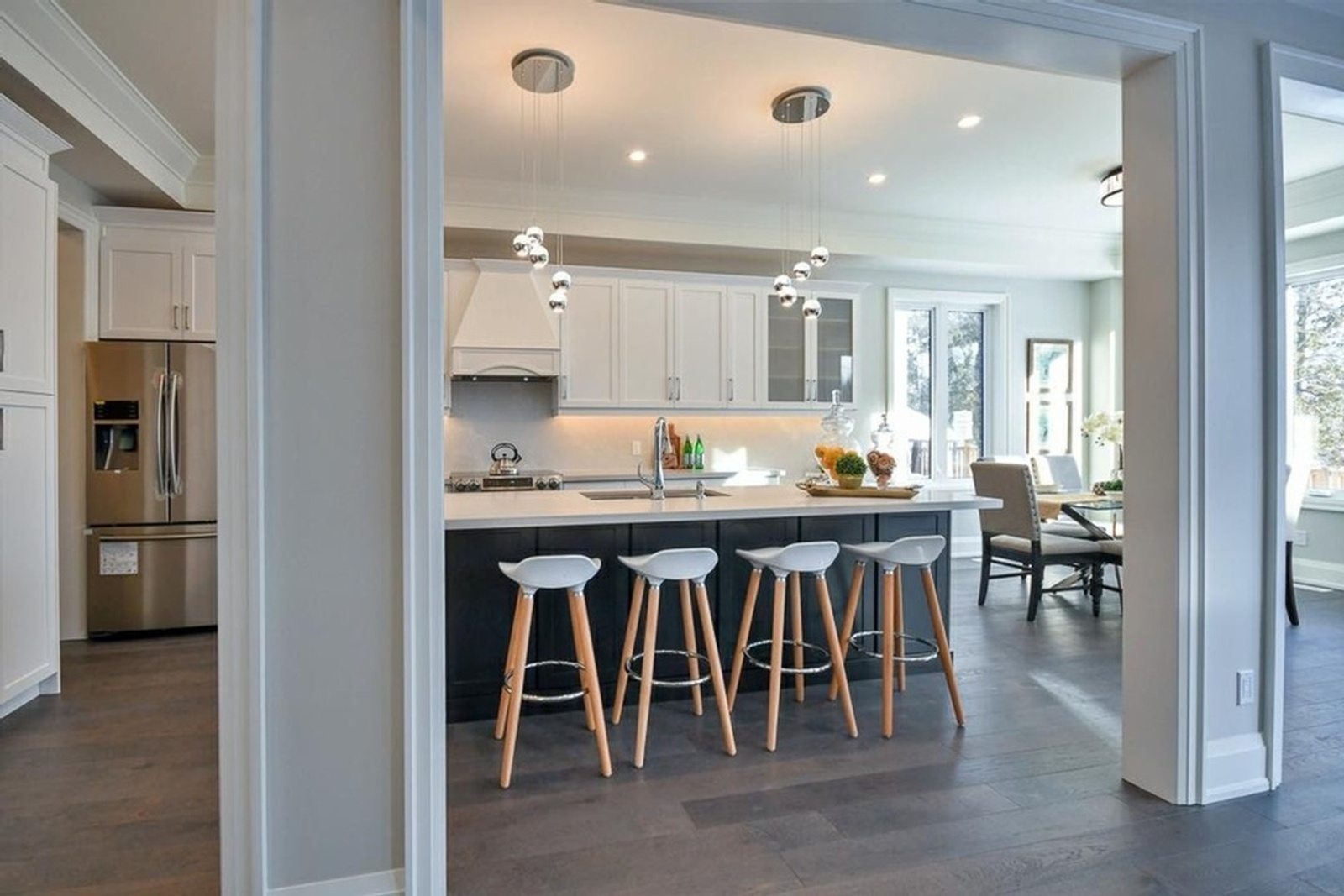 Open Concept Home Staging Services by Home Stager Pickering at Impressive Staging