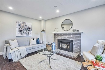 Vacant Property Staging Whitby ON at Impressive Staging