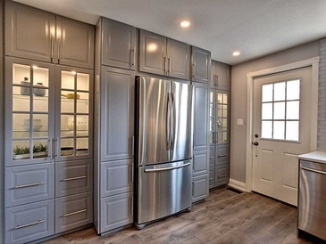 Kitchen Cabinets - Home Decor Oshawa by Impressive Staging
