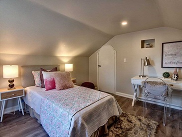 Bedroom Staging Services by Home Stager Oshawa ON at Impressive Staging