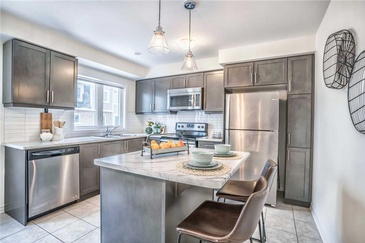 Modular Kitchen - Home Staging Services Brampton by Impressive Staging