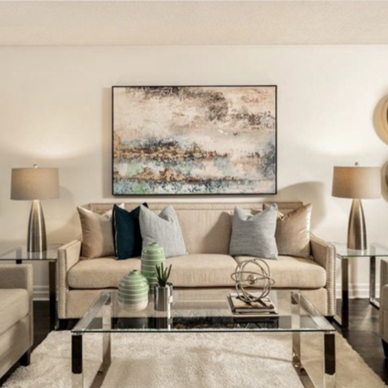 Home Staging Services Brooklin ON by Impressive Staging
