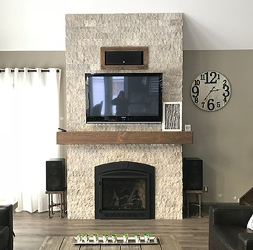 Fireplace Tile Installation Barrie On