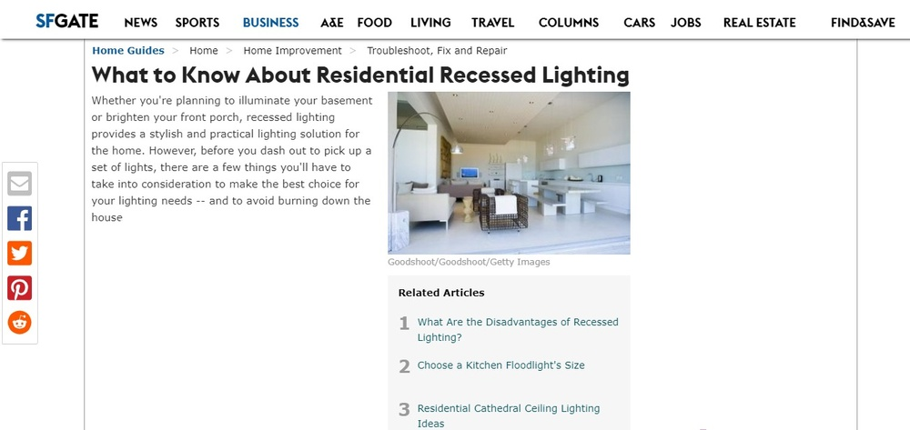 What to Know About Residential Recessed Lighting   Home Guides   SF Gate.jpg