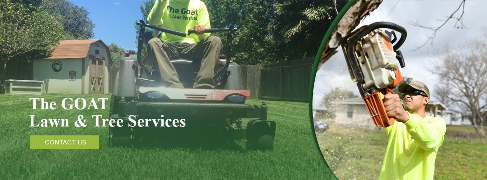 Helotes Lawn Service