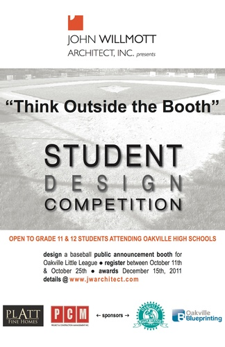 Think Outside the Booth - Student Design Competition