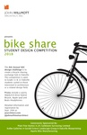 Bike Share - Student Design Competition 2018