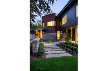 Architectural Design Services for New Home Construction by John Willmott Architect, Inc.