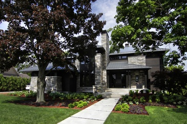 New Houses Architectural Design Services Muskoka ON