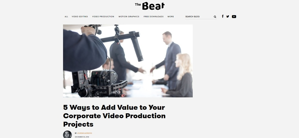 5 Ways to Add Value to Your Corporate Video Production Projects.jpg