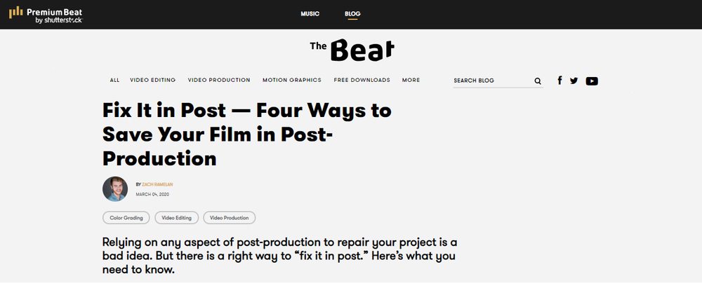 Fix1 It in Post — Four Ways to Save Your Film in Post-Production1.png