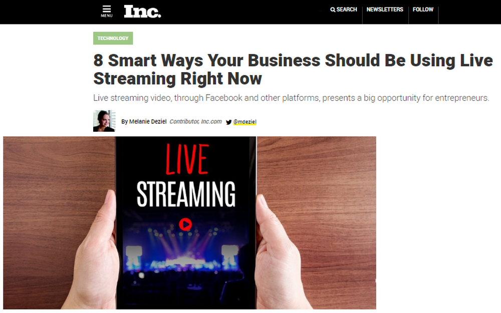 8 Clever Ways Your Business Should Be Using Live Streaming Right Now   Inc com.png