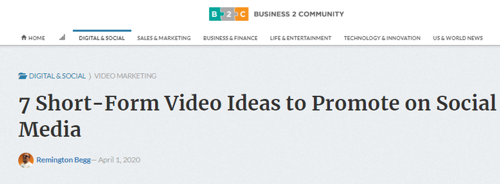 7 Short-Form Video Ideas to Promote on Social Media - Business 2 Community.png