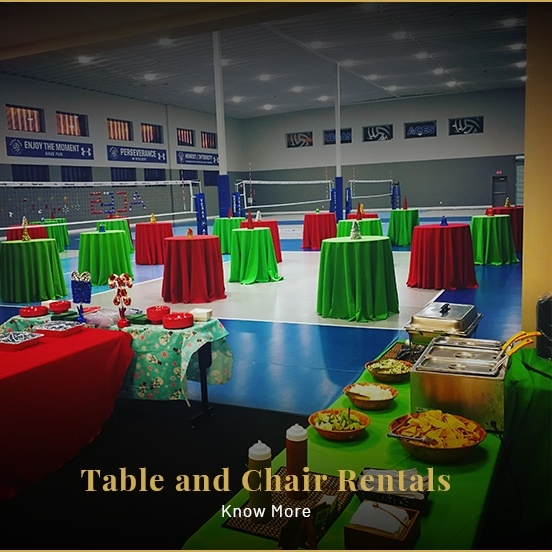 Corporate Catering Las Vegas