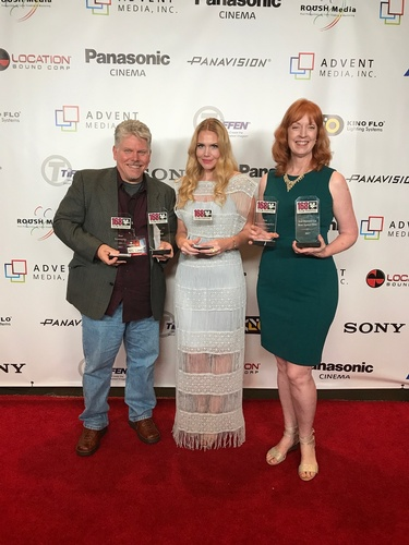 Wes and Amanda Llewellyn - Filmmaker in Atlanta  with Awards