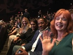 Amanda Llewellyn - Filmmaker in Atlanta for Award Ceremony