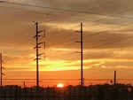 Beautiful Sunset Captured by 4L Films - Film Production Company Atlanta