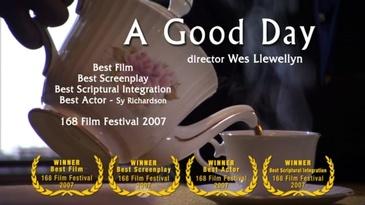 A Good Day - Short Film Production  Cherokee County by 4L Films