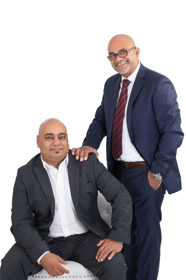 Your Lifestyle Mortgage Agents Victor Sodia and Taufeeq Rahim