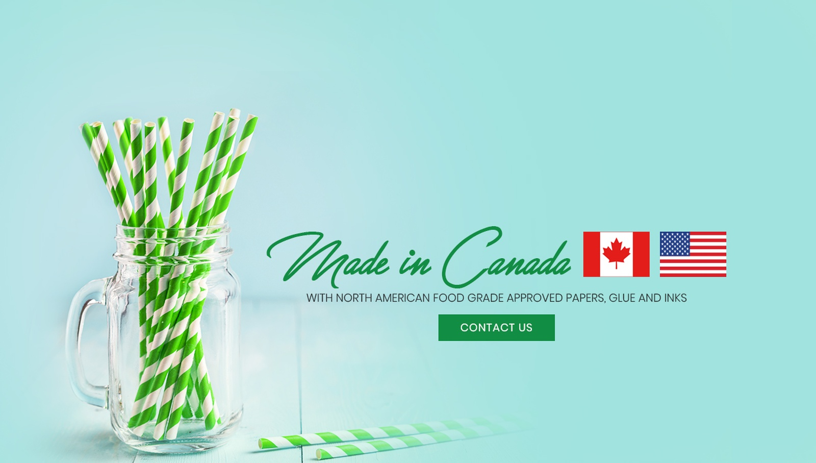 Future Care Packaging Inc. Manufactures Eco-Friendly and Biodegradable Paper Straws for Canada and USA