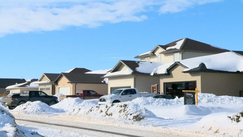 Residential home sales on the rise across Saskatchewan: SRA report