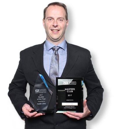 Keith Uthe - Mortgage Specialist in Calgary, Alberta