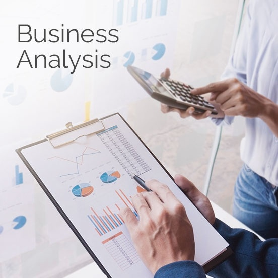 Business Analysis by INNOTEQ - Business Marketing Consultant Columbia
