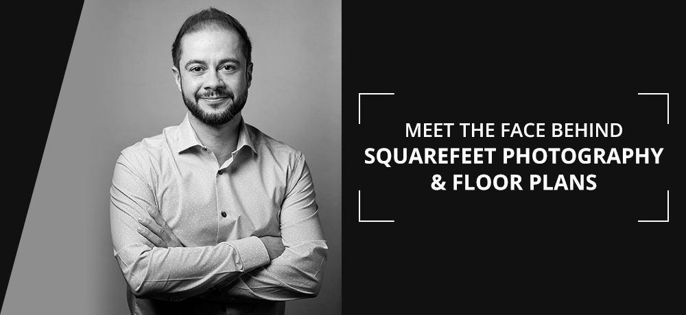 Meet the Face Behind Square Feet Photography and Floor Plans