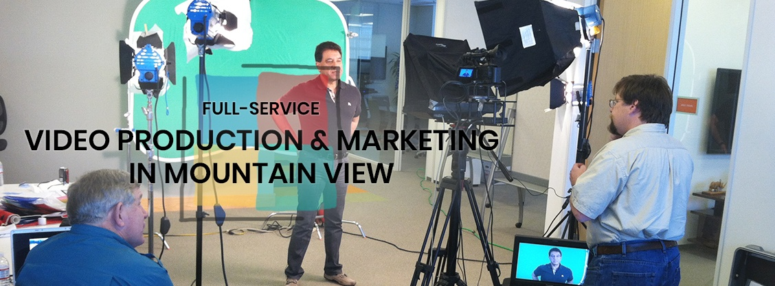 Video Production Services Mountain View by Penrose Productions