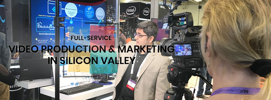 Video Production Services in Silicon Valley by Penrose Productions