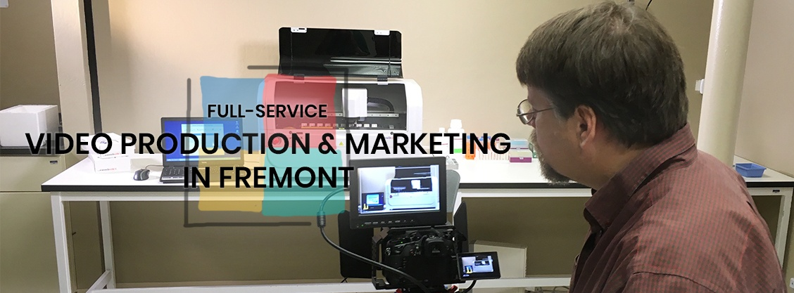 Video Production Services in Fremont