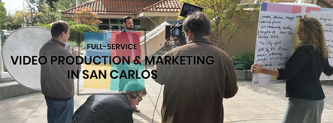 Video Production Services in San Carlos