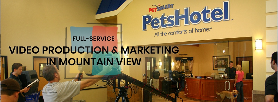 Video Production and Marketing Services Mountain View by Penrose Productions