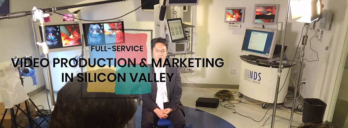 Video Production and Marketing Services Silicon Valley by Penrose Productions