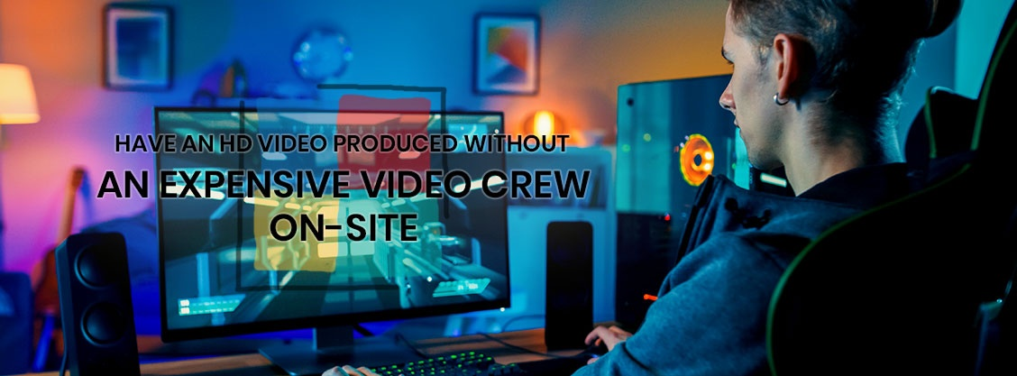 REMOTELY DIRECTED VIDEO - NO CREW REQUIRED