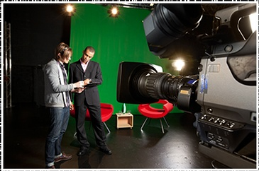 Video Recording of an Interview - Commercial Video Production San Francisco at Penrose Productions