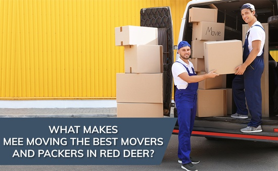 Commercial Movers Calgary