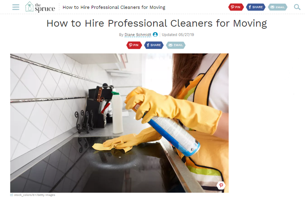 Commercial Cleaning Services Essex