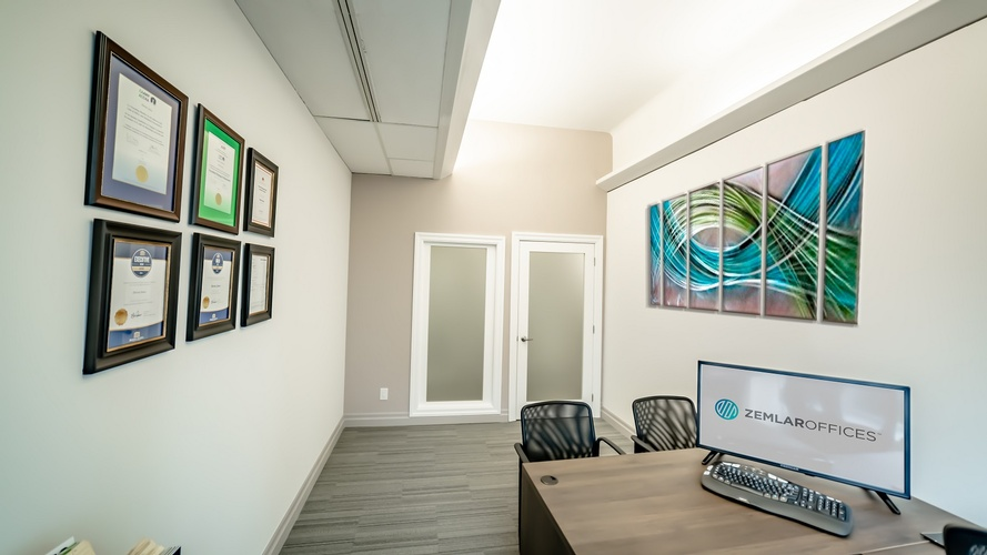 Shared Office Space North York