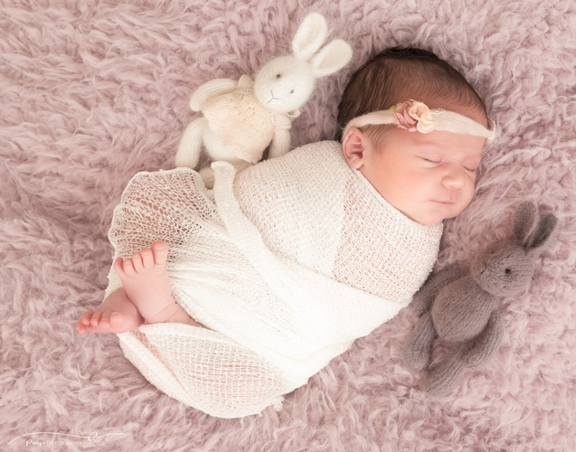 Newborn Photography North Vancouver BC by Eve Parisa