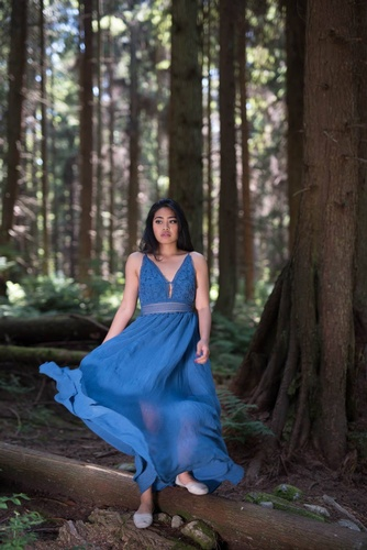 Portrait Photography Burnaby by Eve Parisa