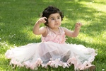 Outdoor First Birthday Photoshoot Session with Eve Parisa Photography