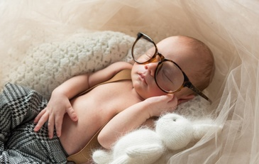 Adorable Newborn Baby Photography West Vancouver BC by Eve Parisa